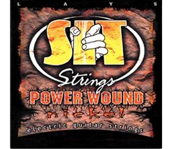 Guitar Patrol - SIT Power Wound Nickel S942