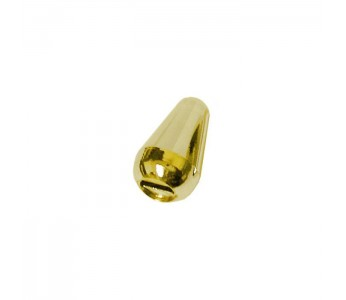 Allparts USA Stratocaster® Switch Tip Gold (1 pc)