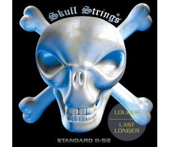 Skull Strings STD 11-52 Guitar Strings