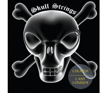 Skull Strings Xtreme Guitar Strings 7s 09-58