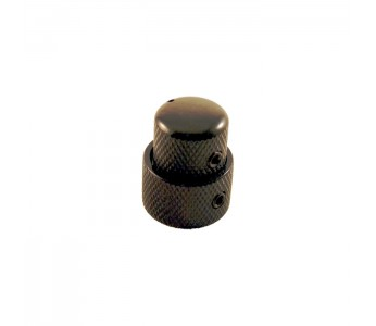 Allparts Concentric Stacked Knob Black