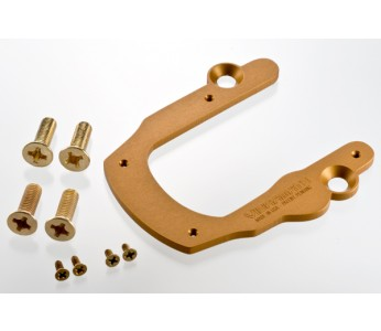 Vibramate Quick Mount Kit for Bigsby B5 Tailpiece Gold