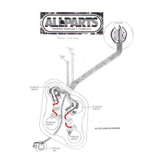 [SCHEMATICS_4HG]  Guitar Patrol - Allparts Assorted Wiring Diagrams (18) | Les Paul Wiring Diagram All Parts |  | Guitar Patrol