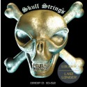 Skull Strings Electric Guitar Strings DROP C/D 10-52