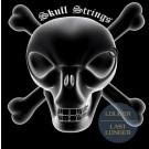 Skull Strings Baritone Guitar Strings 13-62