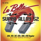 Guitar Patrol - La Bella Super Alloy SA1046