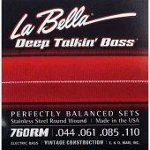 Guitar Patrol - La Bella 760RM Deep Talking Bass