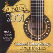 Guitar Patrol - La Bella 2001 HT Classical Set