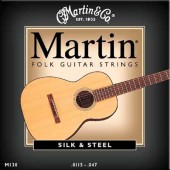 Guitar Patrol - martin Silk and Steel M130