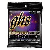 Guitar Patrol - GHS Coated Guitar Boomers