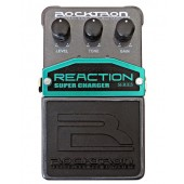 Guitar Patrol - Rocktron Reaction Super Charger Overdrive