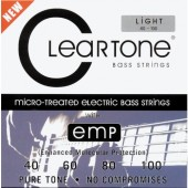 Cleartone Bass Strings 40-100