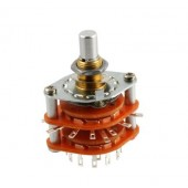 Guitar Patrol - Allparts 6-way Rotary Switch EP-0920