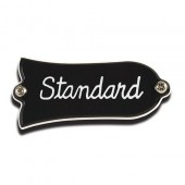 "Guitar Patrol - Virgo ""Standard"" Truss Rod Cover, 2-ply"