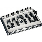 Guitar Patrol - Schaller 3D-6 Chrome guitar bridge