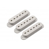 Guitar Patrol - Allparts PC-0406-050 Pickup Cover Set for Stratocaster® Parchment (Old White)