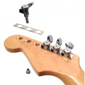 Guitar Patrol - Hipshot Vintage Tuners upgrade kit with UMP - Chrome