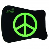 Scratch Pad USA Peace Symbol
