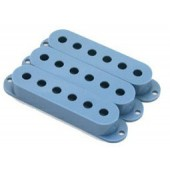Allparts Pickup Covers Set Light Blue