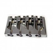 "Hipshot ""A"" style  Bass Bridge Chrome"