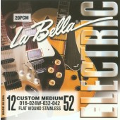 La Bella Electric Guitar Strings 20PCM 12-52