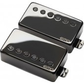 "EMG James Hetfield JH ""HET"" Set Black Nickel"