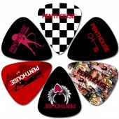 Perri's Penthouse Guitar Picks - 6 pieces