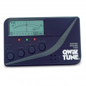 Qwik Tune QT-2 Tuner for Guitar and Bass