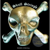 Skull Strings Bass 4