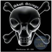 Guitar Patrol - Skull Strings Xtreme Line 12-58