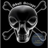 Guitar Patrol - Skull Strings Xtreme Line - Baritone 13-62