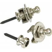 Schaller Security Locks (set of 2) Nickel