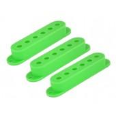 Allparts Element Kapjes Set 3 stuks licht groen