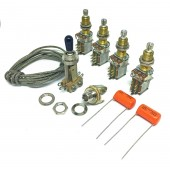 Guitar Patrol - Allparts EP-4144-000 Wiring Kit for Gibson® Jimmy Page Les Paul®