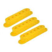 Allparts Element Kapjes Set 3 stuks geel