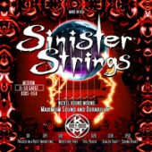 Kerly Sinister Guitar Strings 7 String 10-56