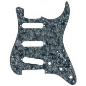 Mighty Mite MM5903 US Strat® Style SSS Slagplaat Zwart Parelmoer