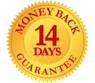 14 Days Moneyback Guarantee